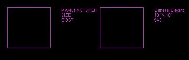 Attributes – Creating & Extracting | AutoCAD Tips