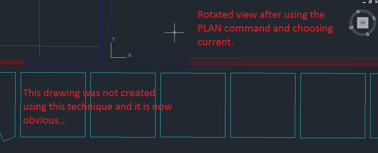 Rotating your UCS | AutoCAD Tips