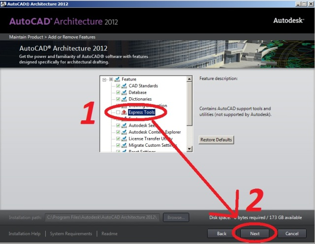 express tools autocad 2012 free download