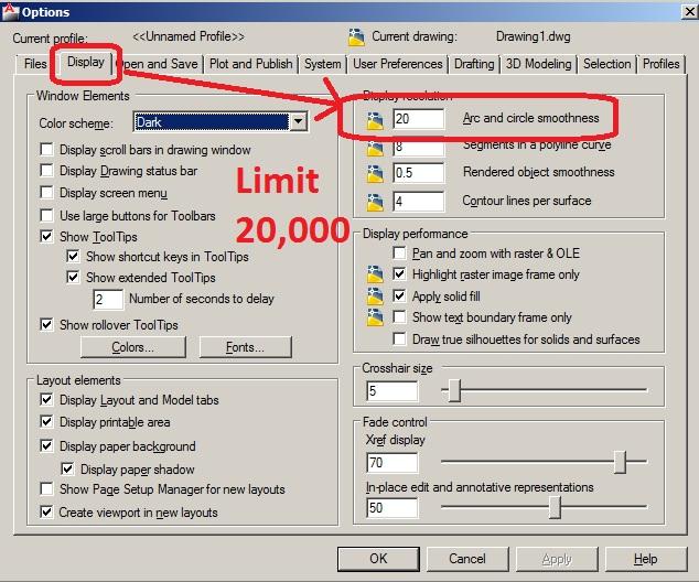 How to Fix Blocky Circles & Arcs | AutoCAD Tips