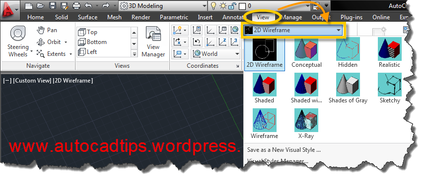 how to add new viewport in autocad 2017