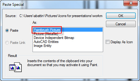 Embed a Picture (Not as a Reference) | AutoCAD Tips