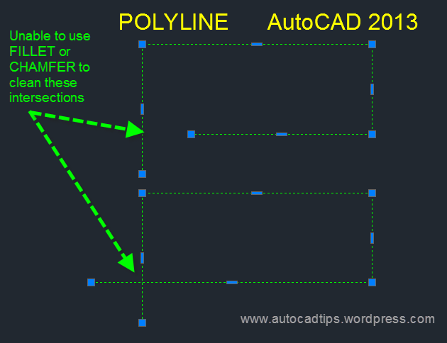 Polyline Self Intersection 1