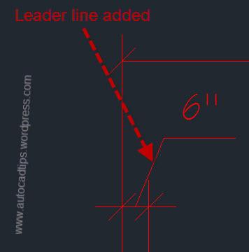 Add Leader Line 3