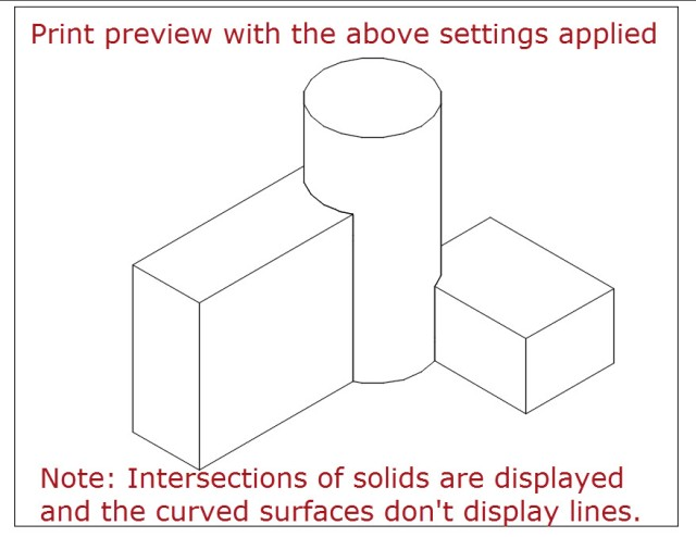 Print Settings for Solids 4