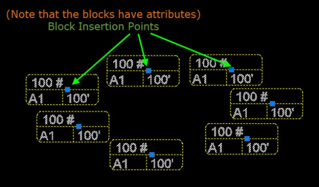 Block Insertion Points 1