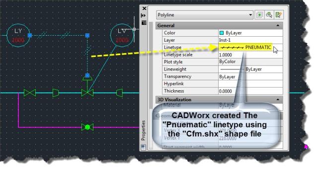 Cfm shape file 1