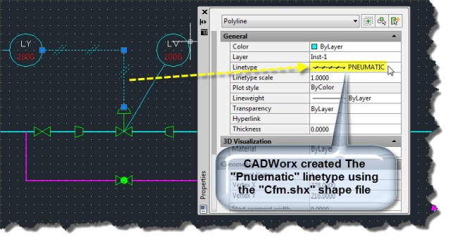 how to open shx file in autocad