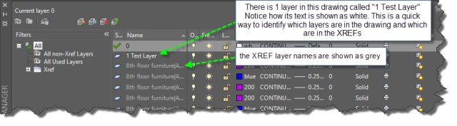 XREF layers 2016 1